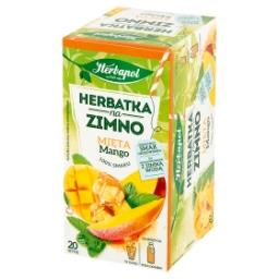 Herbatka na zimno mięta mango 36 g