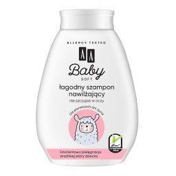Baby Soft Łagodny szampon nawilżający 250 ml