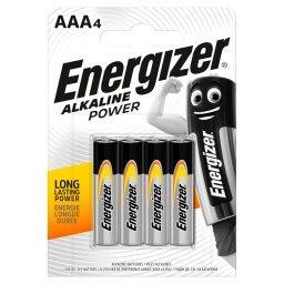 Alkaline Power AAA-LR03 1,5V Baterie alkaliczne 4 sz...