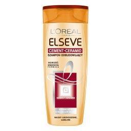 Elseve Cement-Ceramid Szampon odbudowujący do włosów łamliwych