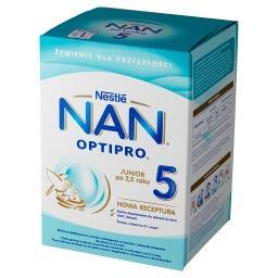 5 Mleko modyfikowane w proszku dla dzieci po 2,5 roku życia 800 g
