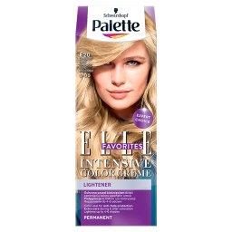 Intensive Color Creme Elle Favorites Farba do włosów superjasny blond E20 (0-00)