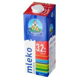 Mleko łowickie UHT 3,2% 1 l