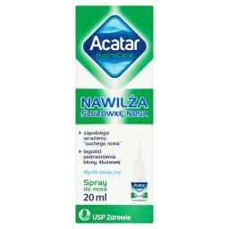 HydroCare Spray do nosa wyrób medyczny