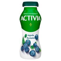 Activia Jogurt jagoda-borówka amerykańska