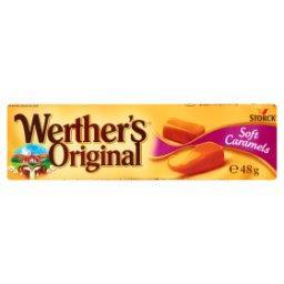 Soft Caramels Miękkie karmelowe cukierki toffi
