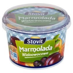 Marmolada wieloowocowa