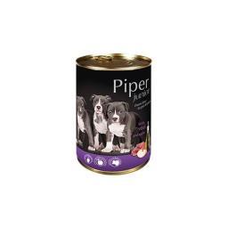 Mokra karma dla psa junior Piper z cielęciną i jabłkiem 400 g