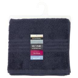 Ręcznik łazienkowy 50 cm x 90 cm grafitowy