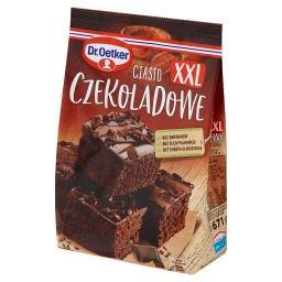 Ciasto czekoladowe XXL
