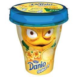 Danio Shake It Napój jogurtowy waniliowy