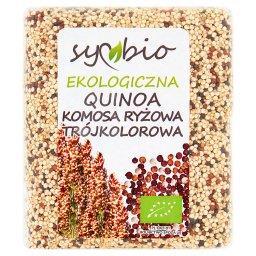 Quinoa komosa ryżowa trójkolorowa ekologiczna