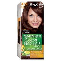 Color Naturals Creme Farba do włosów 4.15 Mroźny kasztan