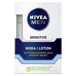 MEN Sensitive Łagodząca woda po goleniu