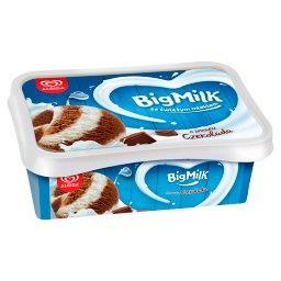 Big Milk o smaku czekolada Lody