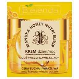 Manuka Honey Nutri Elixir Odżywczo-nawilżający krem na dzień noc