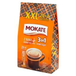 3in1 Brown Sugar Rozpuszczalny napój kawowy w proszku 408 g