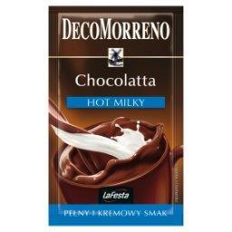La Festa Chocolatta Hot Milky Napój instant o smaku czekolady mlecznej