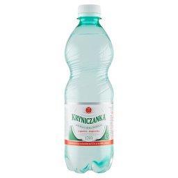 Naturalna woda mineralna niskonasycona CO2