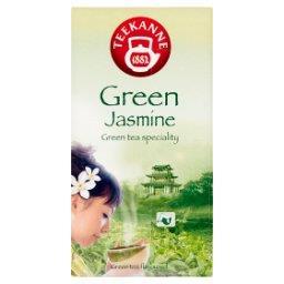 World Special Teas Green Jasmine Herbata zielona o smaku jaśminowym 35 g (20 torebek)
