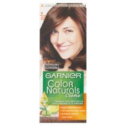 Color Naturals Creme Farba do włosów jasny brąz 5
