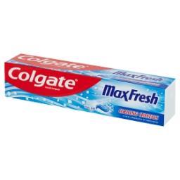 Max Fresh Mocna mięta Pasta z zawartością fluoru