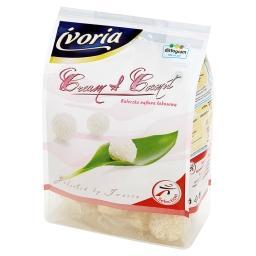Kuleczki waflowe kokosowe