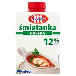 Śmietanka Polska 12%