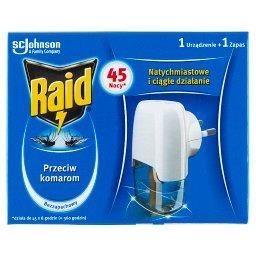 Elektrofumigator z płynem owadobójczym przeciw komarom bezzapachowy