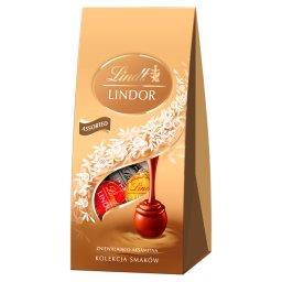 Lindor Pralinki z czekolady mlecznej białej i gorzki...