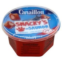 Snacky's Uzupełniająca karma dla dorosłych kotów z łososiem