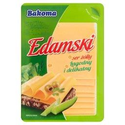 Ser żółty Edamski