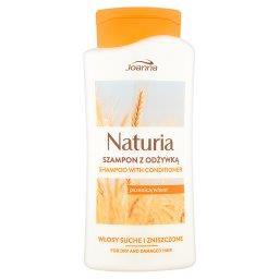 Naturia Szampon z odżywką pszenica