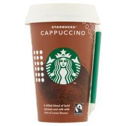 Napój mleczny Cappuccino 220 ml