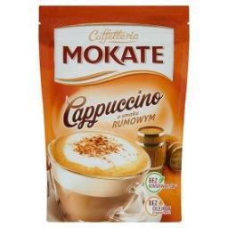Caffetteria Cappuccino o smaku rumowym