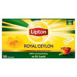 Royal Ceylon Herbata czarna  (50 torebek)