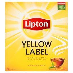 Yellow Label Herbata czarna  (88 torebek)