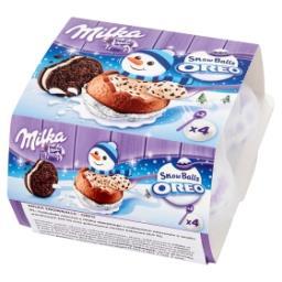 Czekolada mleczna Snow Balls Oreo