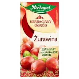 Herbaciany Ogród Herbatka owocowo-ziołowa żurawina 5...