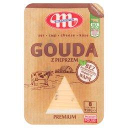 Ser Gouda z pieprzem premium