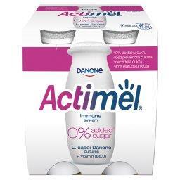 Actimel Mleko fermentowane o smaku naturalnym 400 g