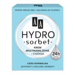 Hydro Sorbet krem multinawilżenie + energia cera nor...