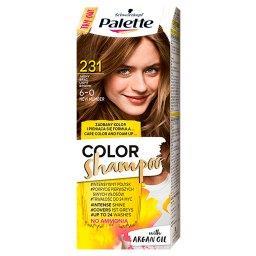 Color Shampoo Szampon koloryzujący jasny brąz 6-0