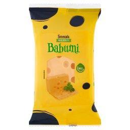 Ser żółty Babumi