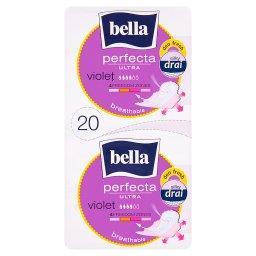 Perfecta Ultra Violet Podpaski higieniczne 20 sztuk