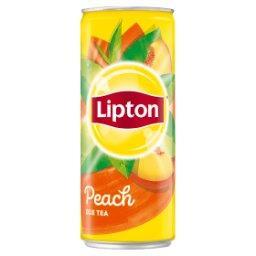 Ice Tea Peach Napój niegazowany
