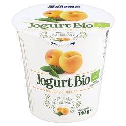 Jogurt Bio z morelami