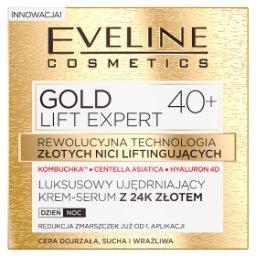 Gold Lift Expert Luksusowy ujędrniający krem-serum z...