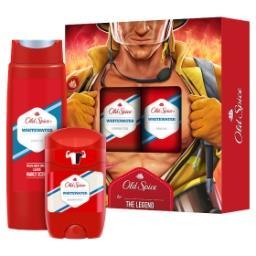 Fireman Zestaw Dezodorant wsztyfcie 50 ml + Żel pod prysznic 250 ml