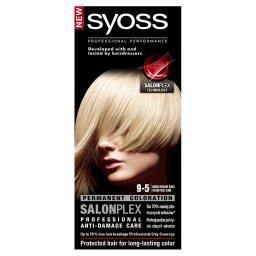 SalonPlex Farba do włosów Mroźny perłowy blond 9-5